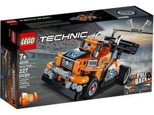 lego 42104 lastebil racer