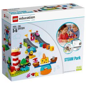 lego 45024 steam parken