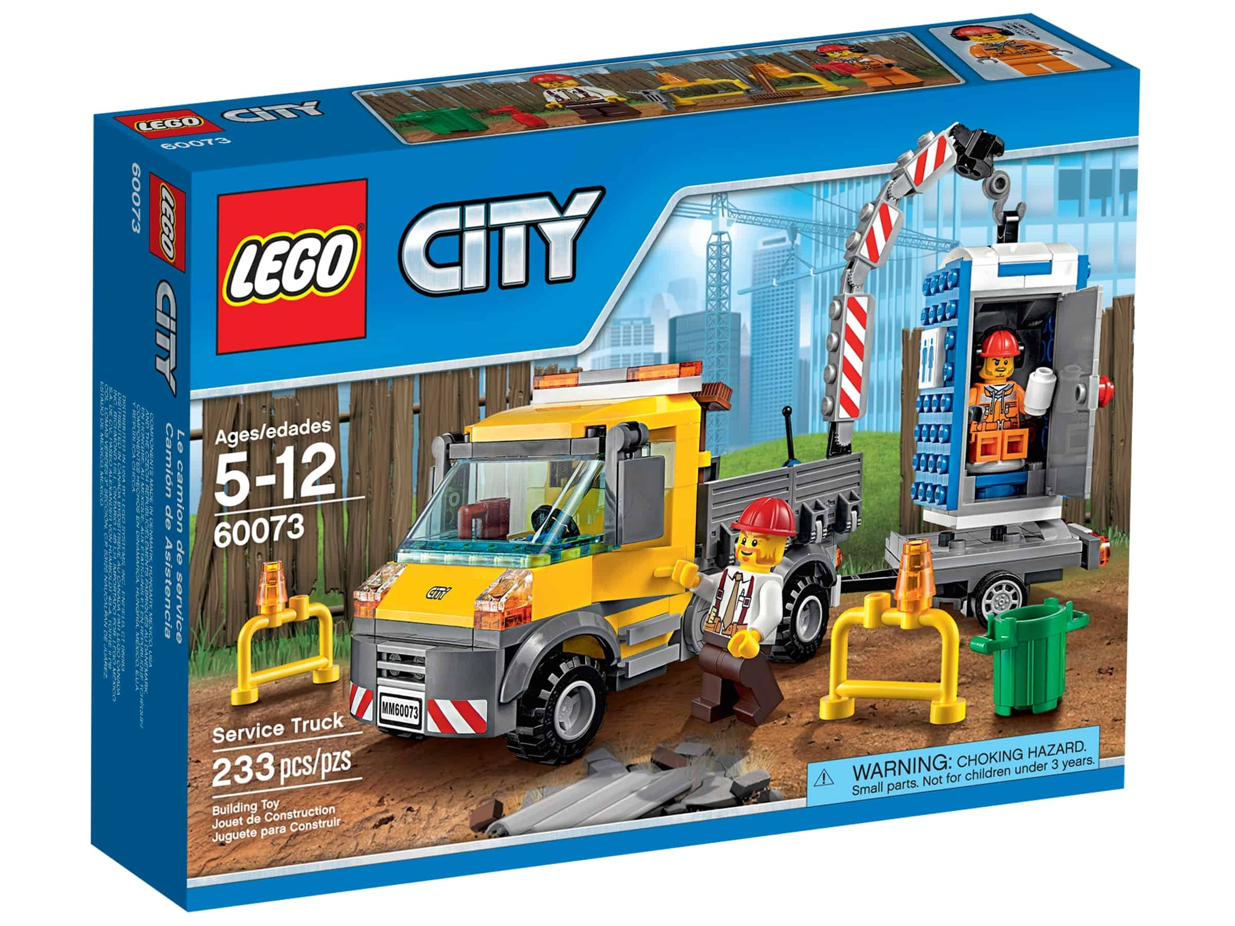 lego 60073 servicebil