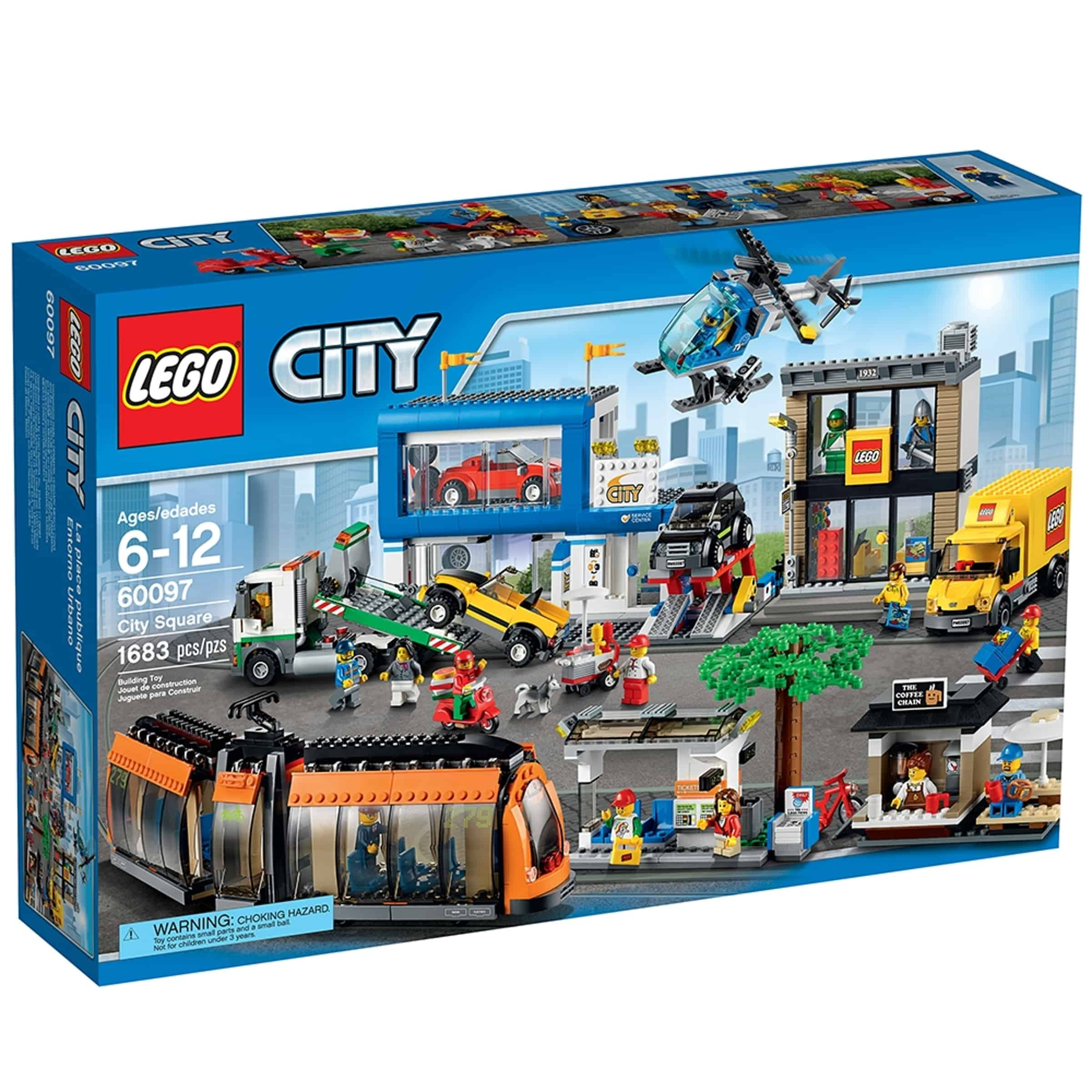 lego 60097 travel byplass