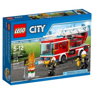 lego 60107 brannvesenets stigebil