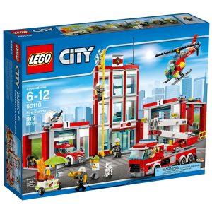 lego 60110 brannstasjon
