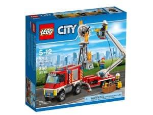lego 60111 brannvesenets tjenestekjoretoy