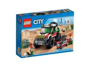 lego 60115 firehjulsdrevet terrengbil