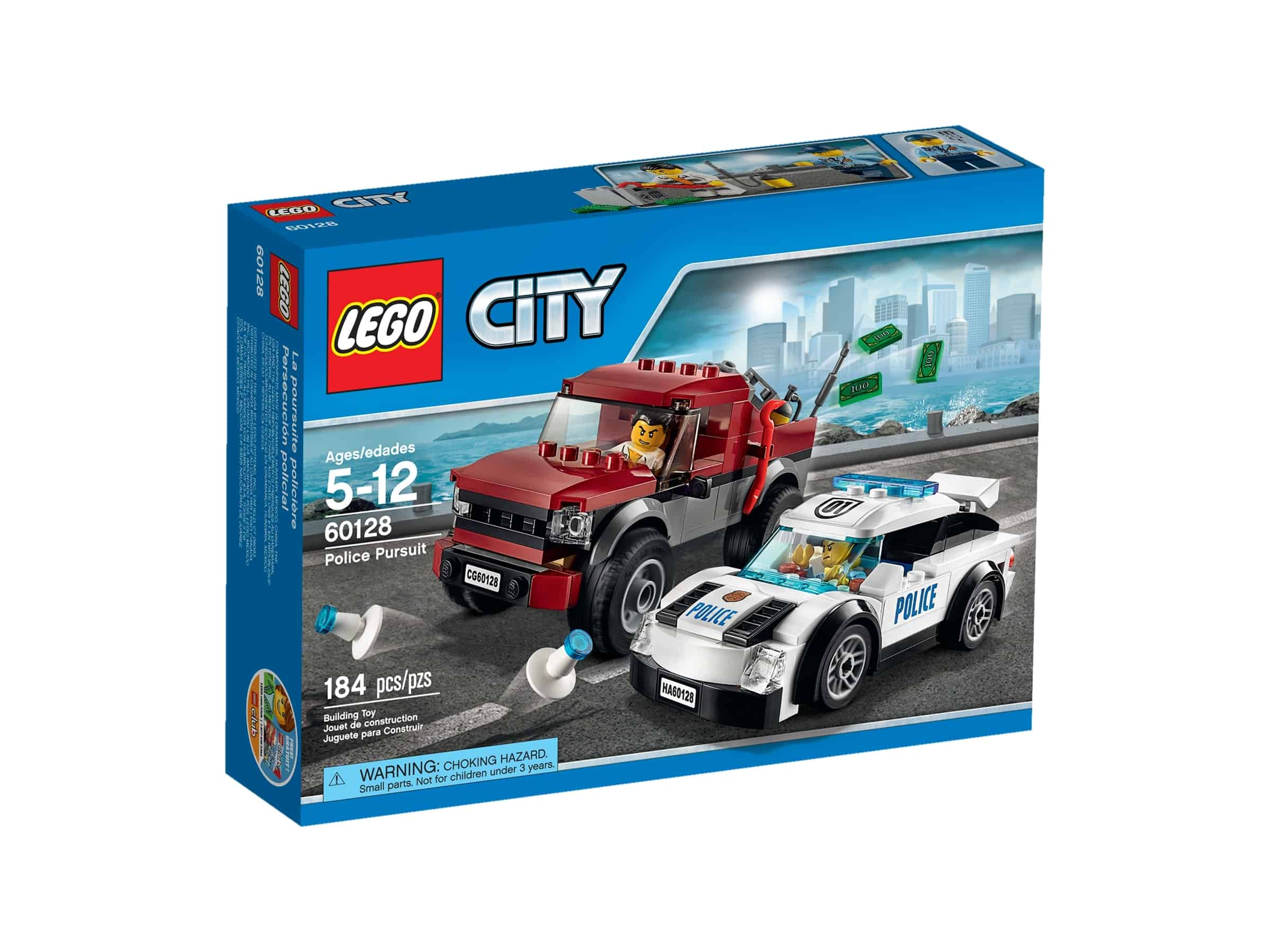 lego 60128 politijakt