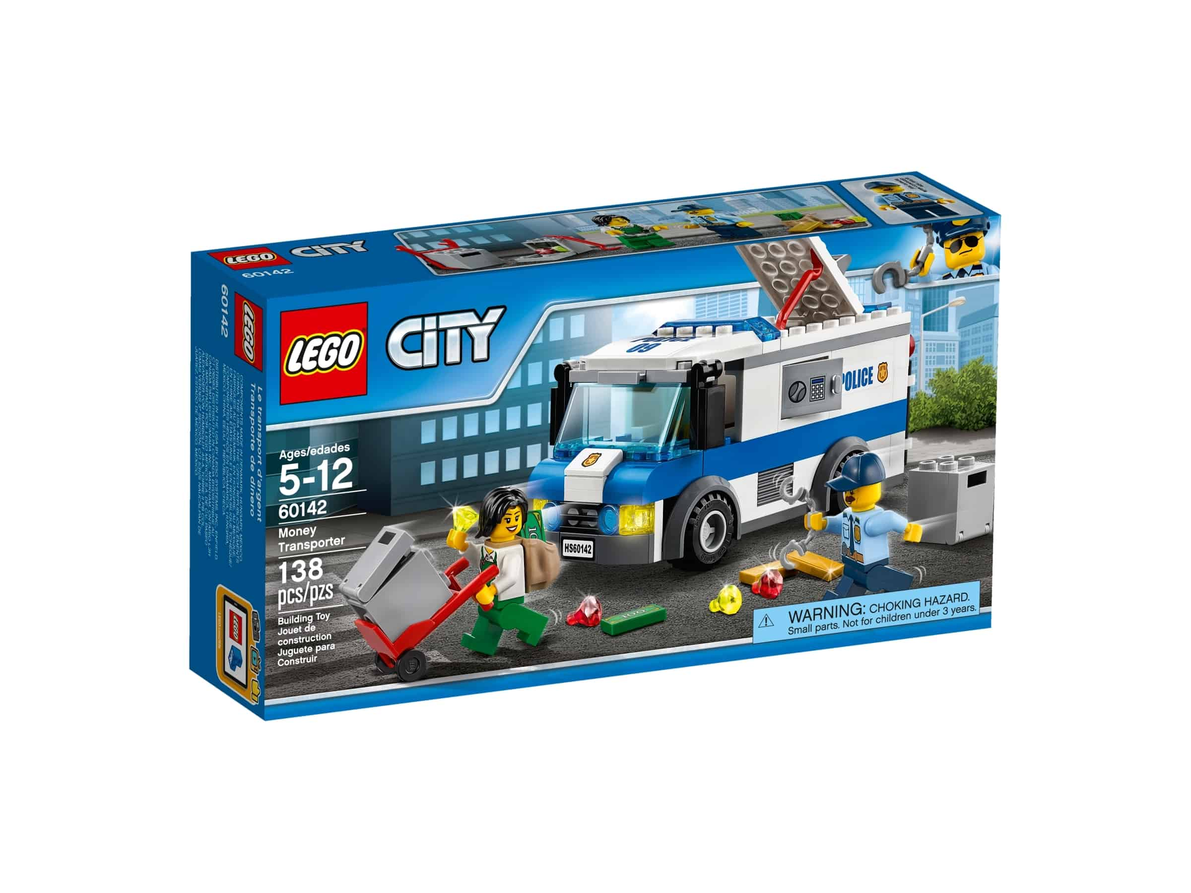lego 60142 pengetransport