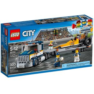 lego 60151 dragster trailer