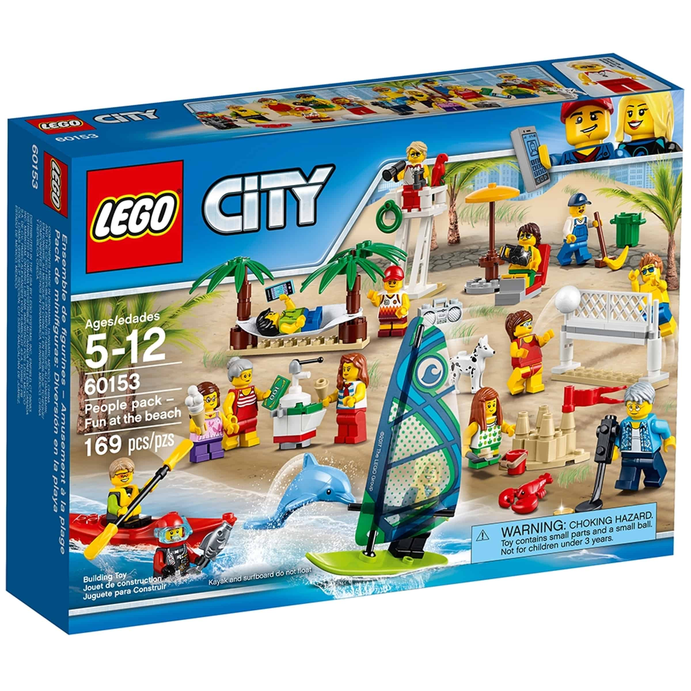 lego 60153 figursamling moro pa stranden