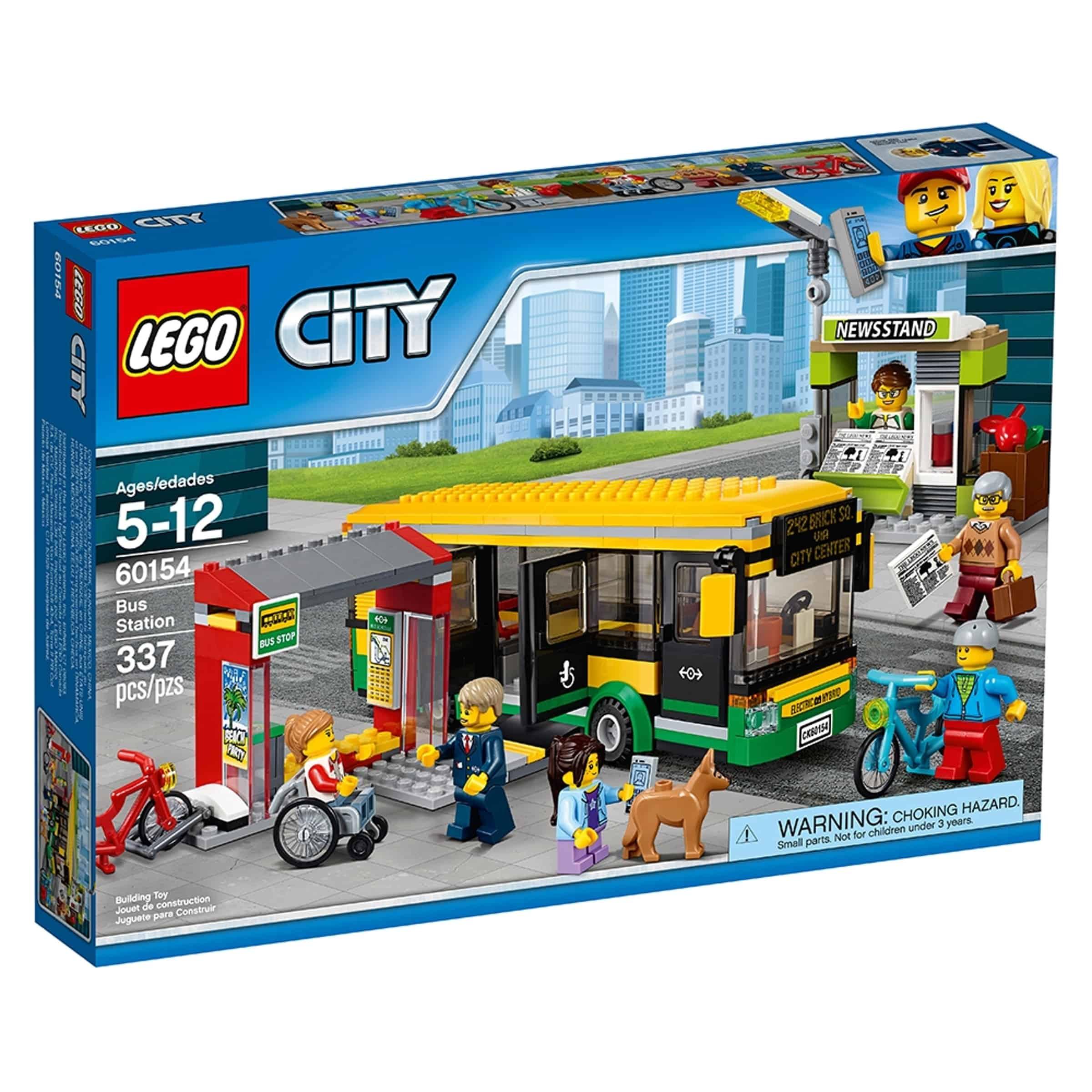 lego 60154 busstasjon