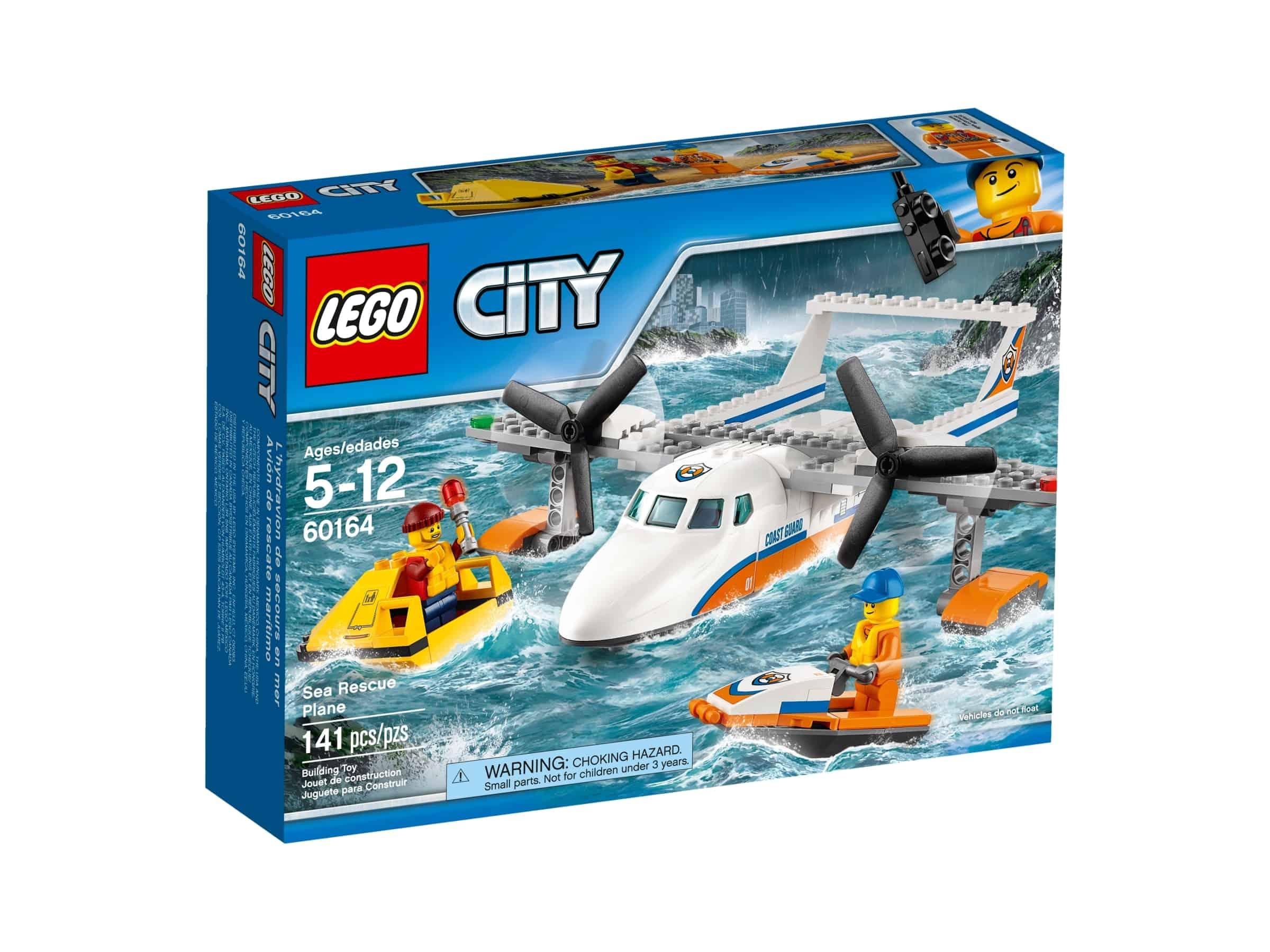 lego 60164 sjoflyredning
