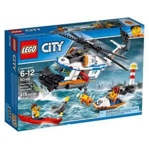 lego 60166 stort redningshelikopter