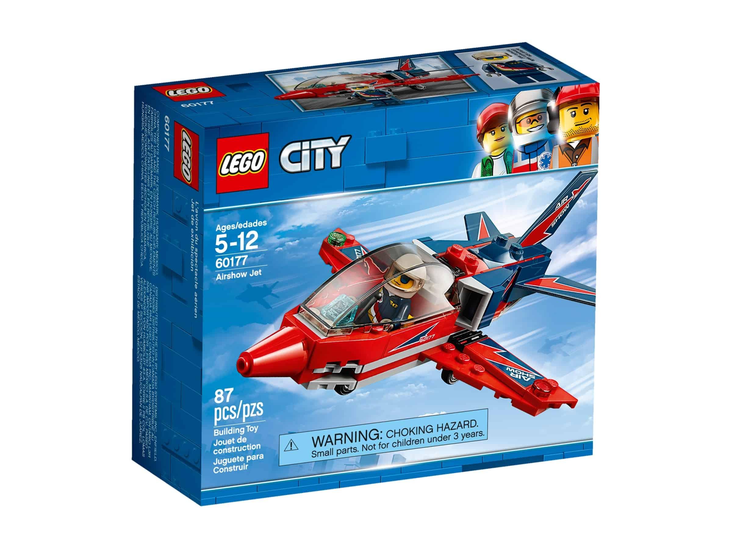 lego 60177 flyshow jager