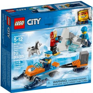 lego 60191 arktisk forskerteam