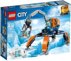 lego 60192 arktisk forskerrobot