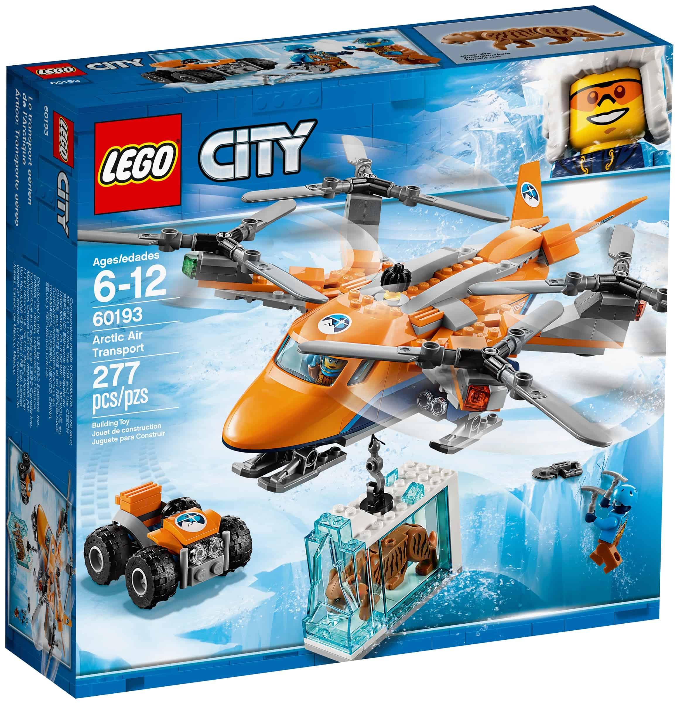 lego 60193 arktisk lufttransport
