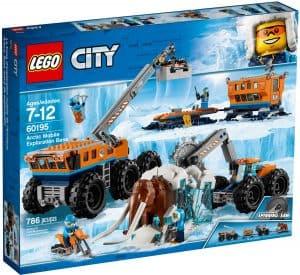 lego 60195 mobil polarforskningsbase