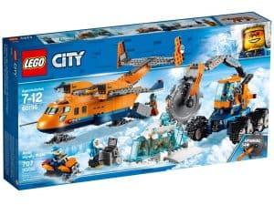 lego 60196 arktisk forsyningsfly