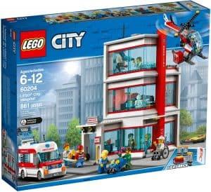 lego 60204 city sykehus