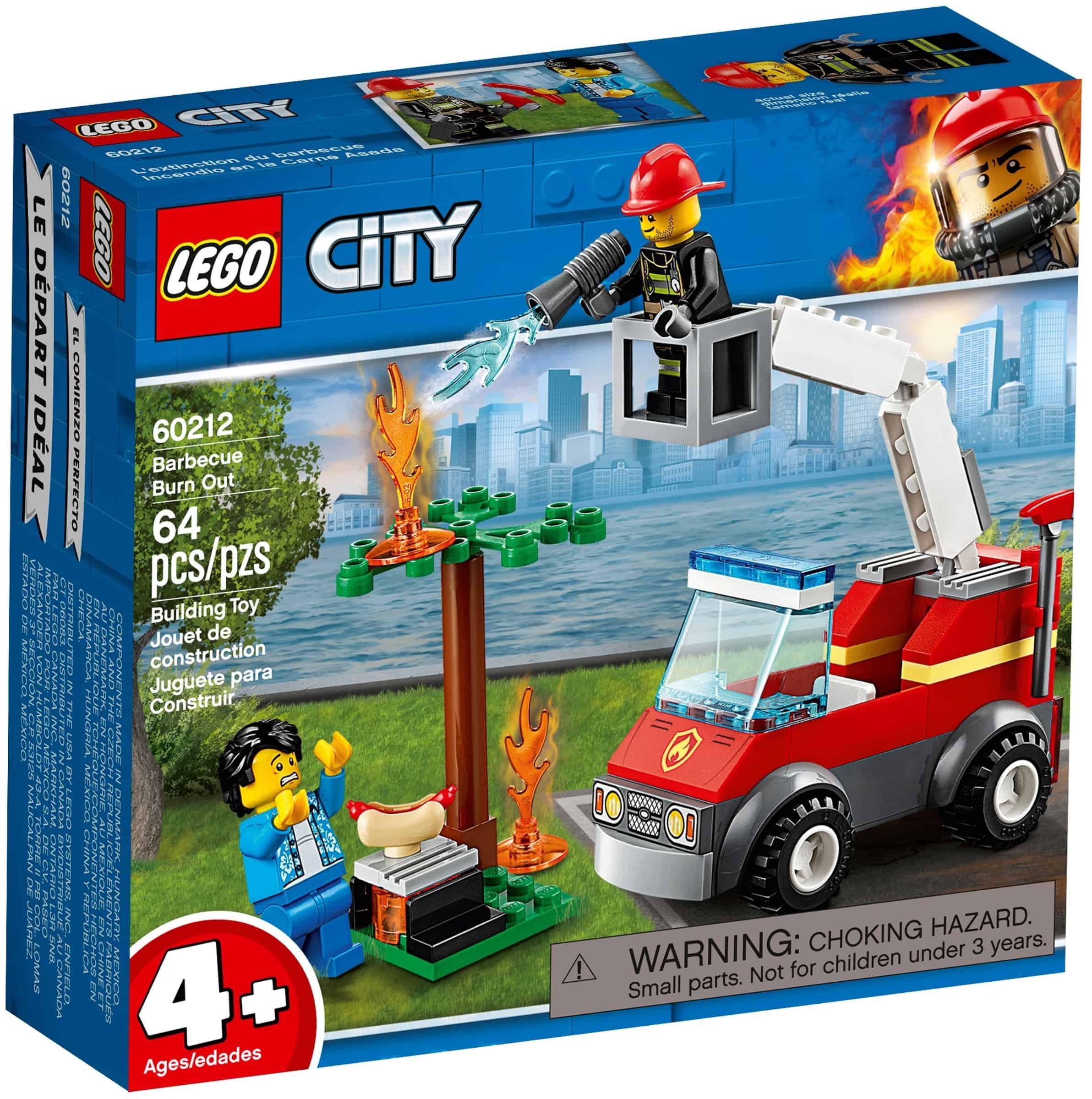 lego 60212 farlig grilling