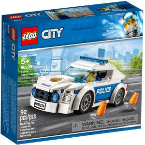 lego 60239 politiets patruljebil
