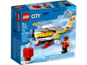 lego 60250 postfly