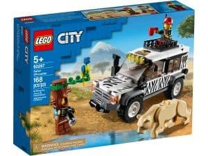 lego 60267 safaribil