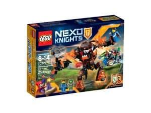 lego 70325 infernox fanger dronningen