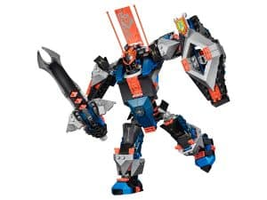 lego 70326 den sorte ridderrobot