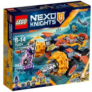lego 70354 axls tordenmaker