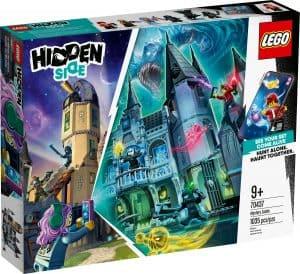 lego 70437 mystisk slott