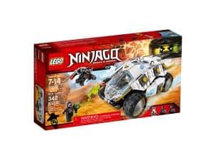 lego 70588 titan ninjaens trommelracer