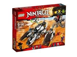 lego 70595 stealth angrepskjoretoy