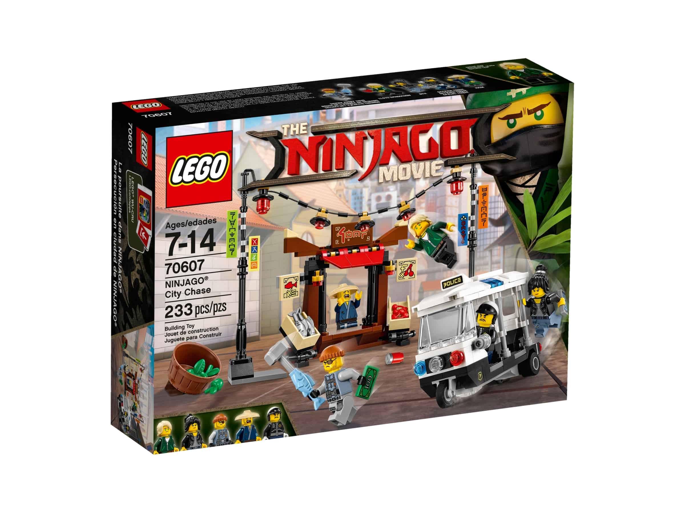 lego 70607 forfolgelse i ninjago by