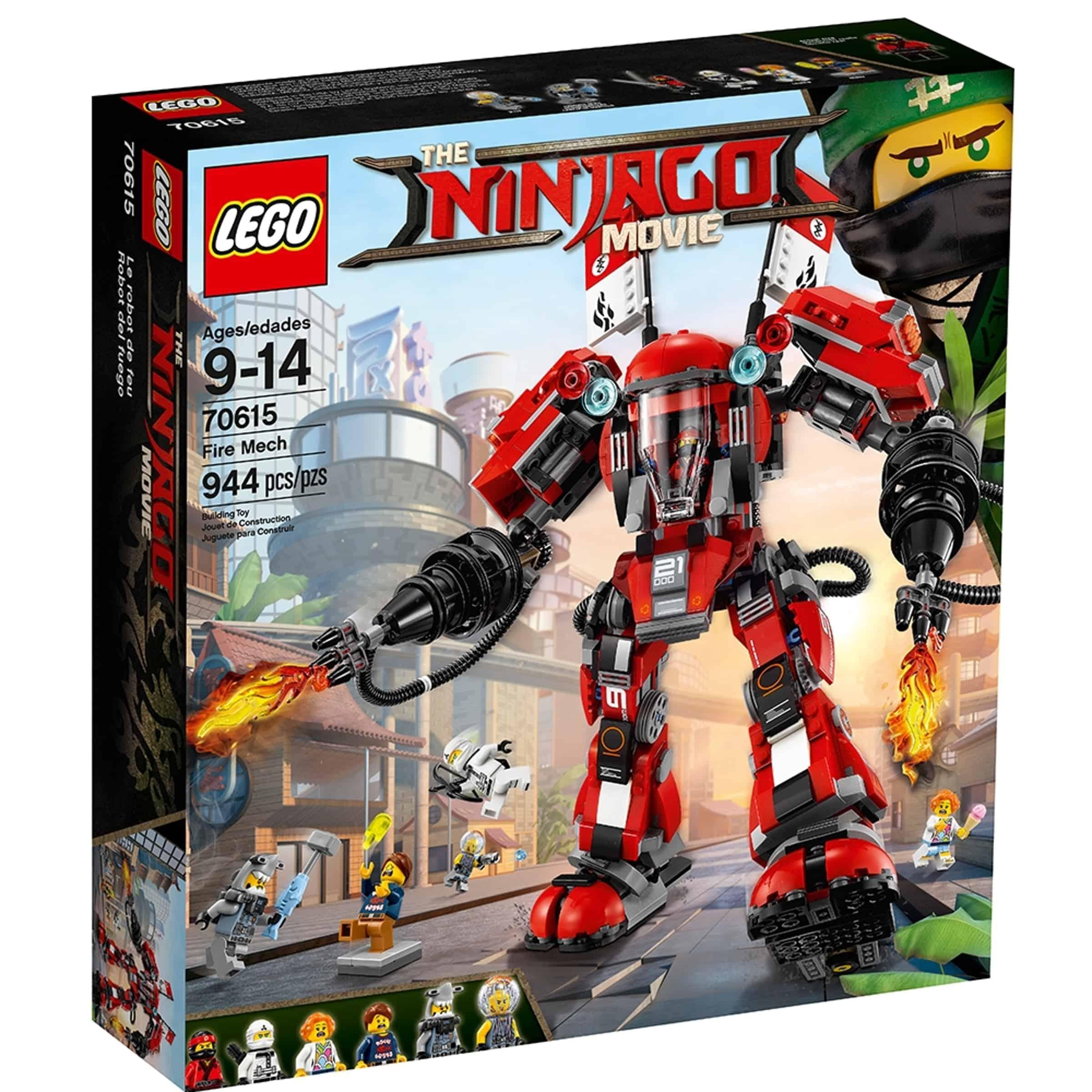 lego 70615 ildrobot