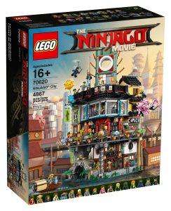 lego 70620 ninjago by