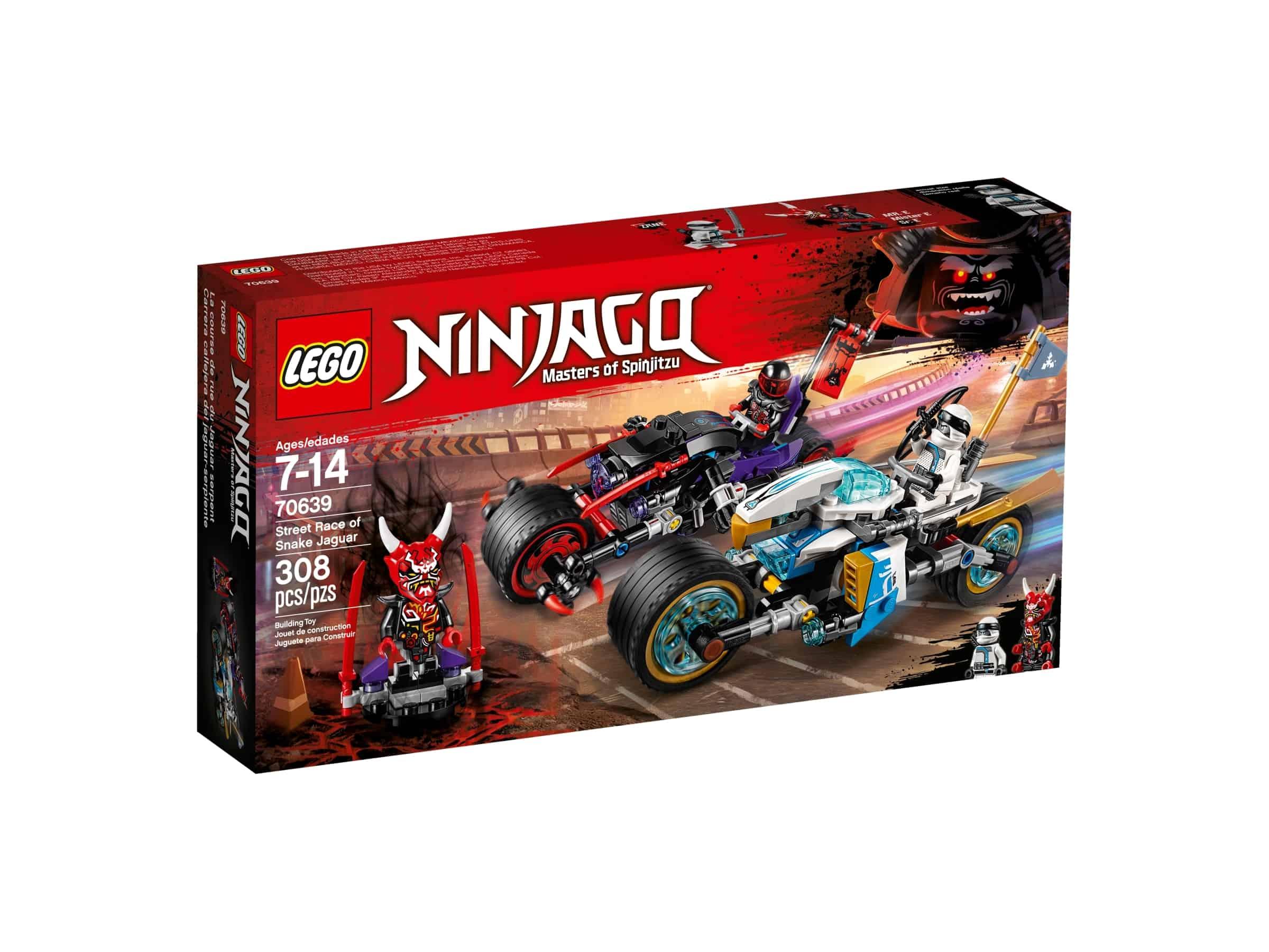 lego 70639 gatelop med snake jaguar