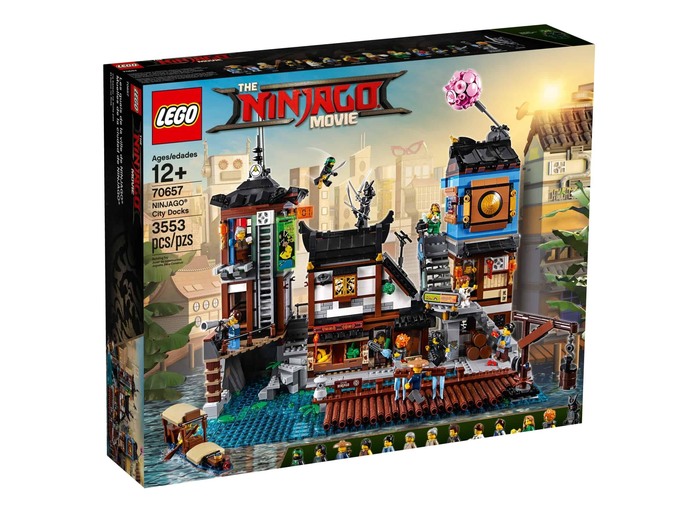 lego 70657 ninjago byhavn