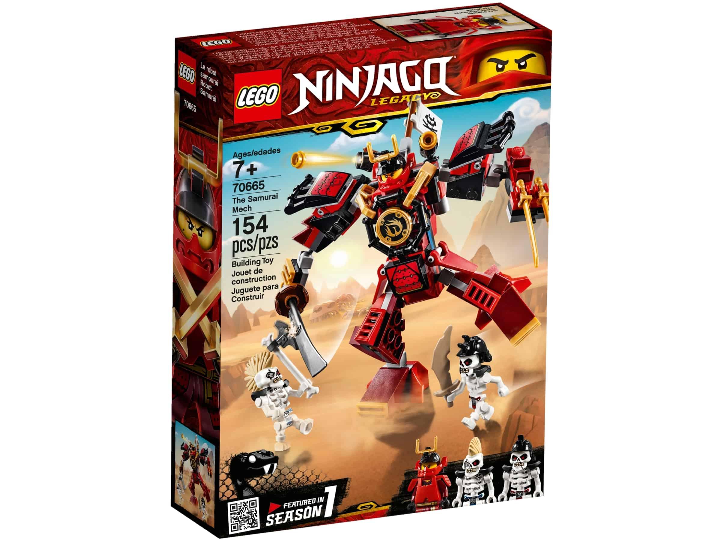 lego 70665 samurairoboten