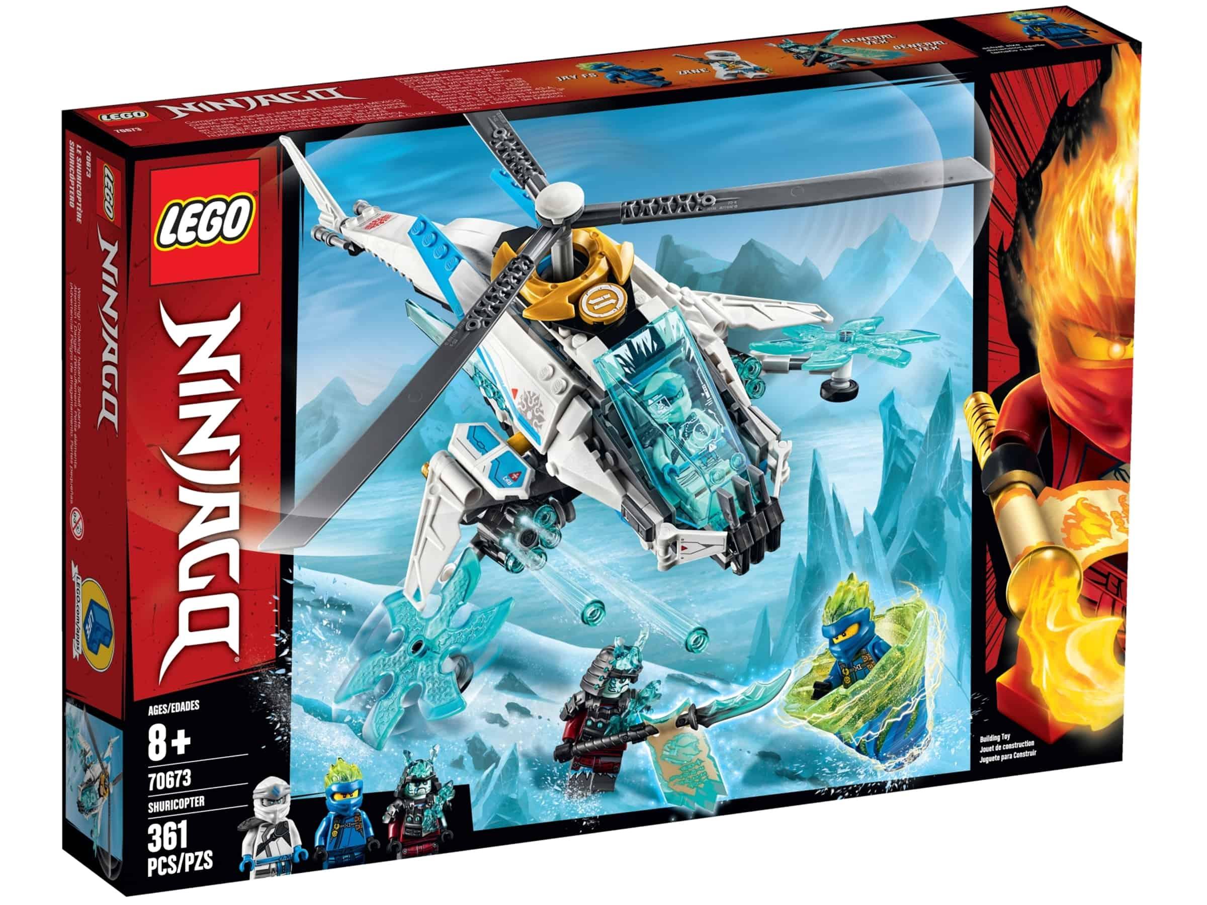 lego 70673 shurikopter