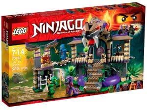 lego 70749 slangens hule
