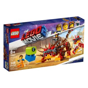 lego 70827 ultrakatty og kriger lucy