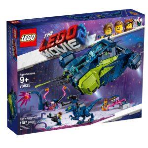 lego 70835 rex rexplorer