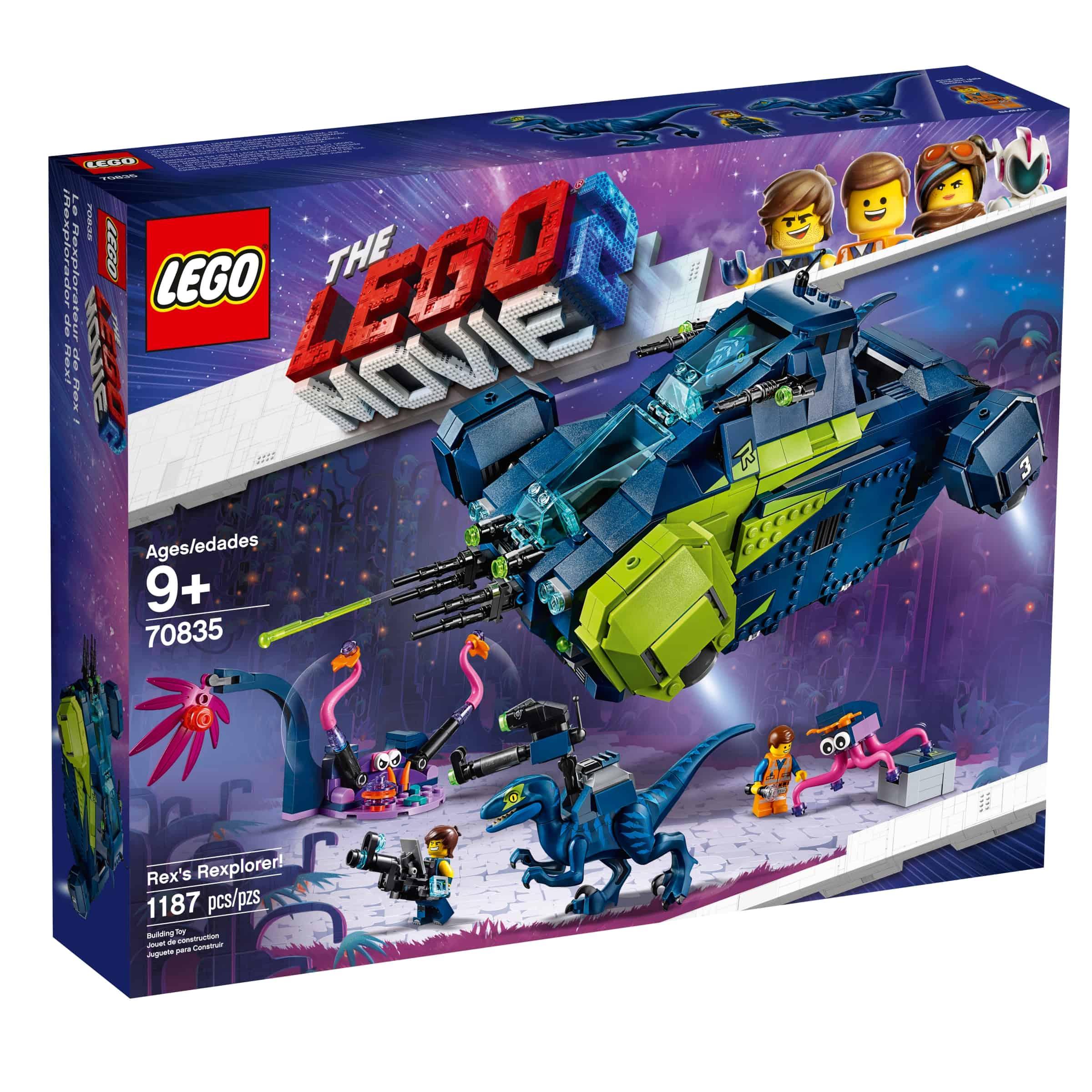 lego 70835 rex
