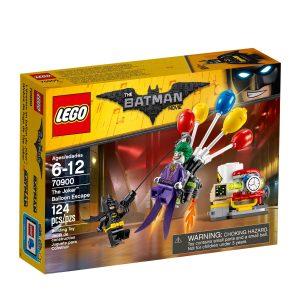 lego 70900 ballongflukt med jokeren