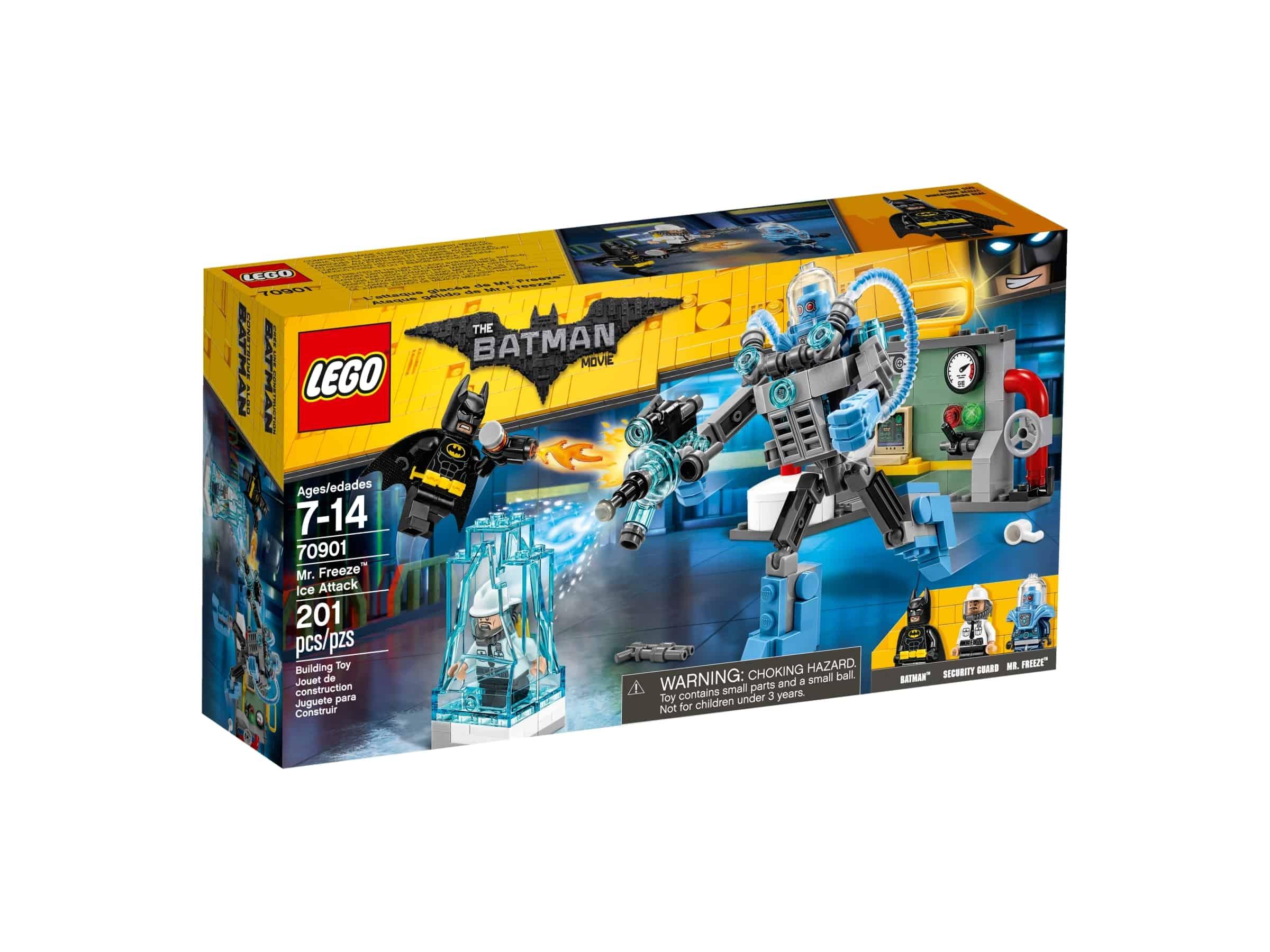 lego 70901 isangrep med mr freeze