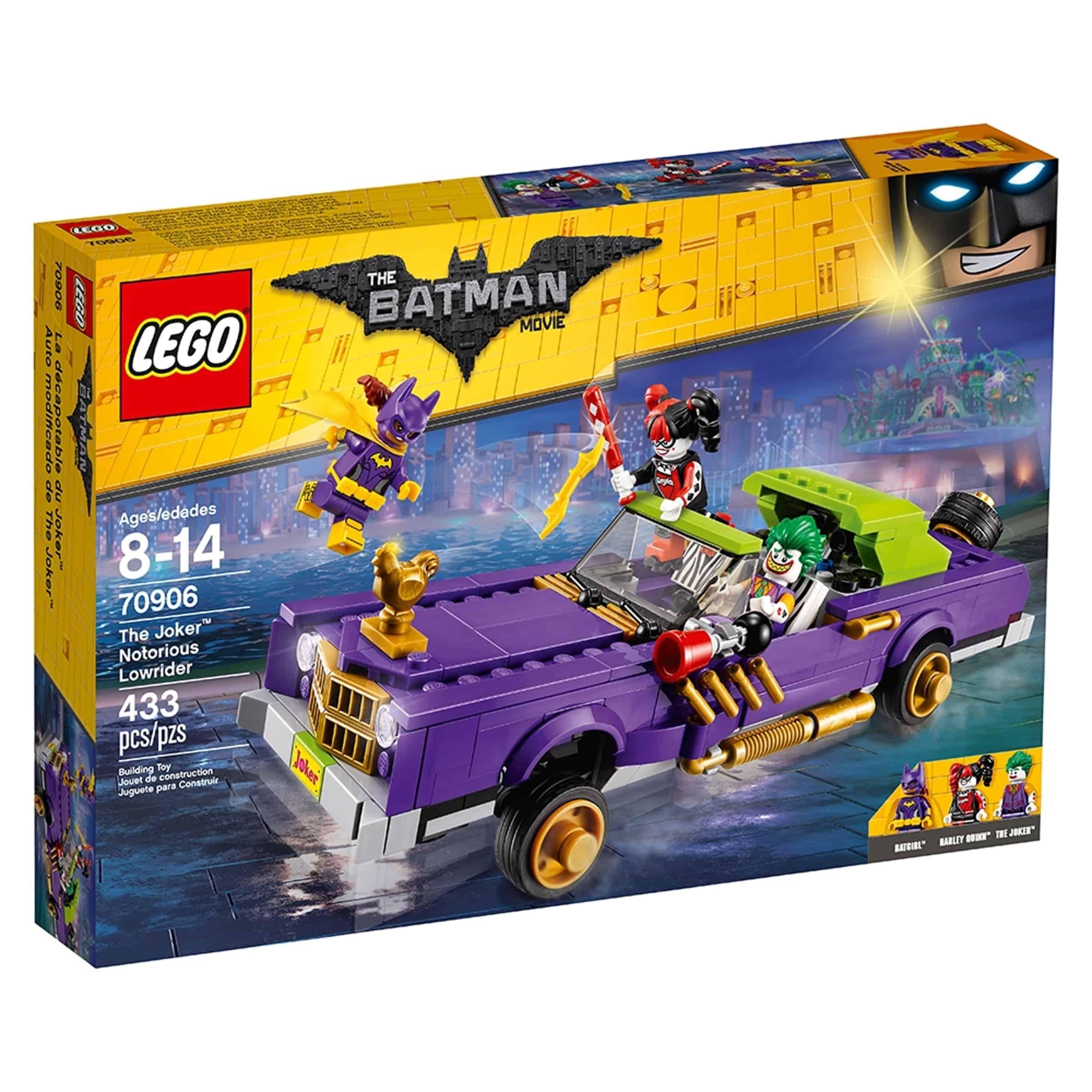 lego 70906 jokerens lowrider