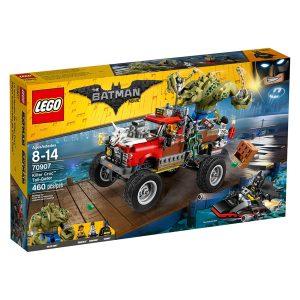 lego 70907 killer crocs monsterkjoretoy