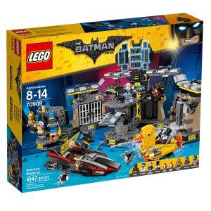 lego 70909 innbrudd i batcave