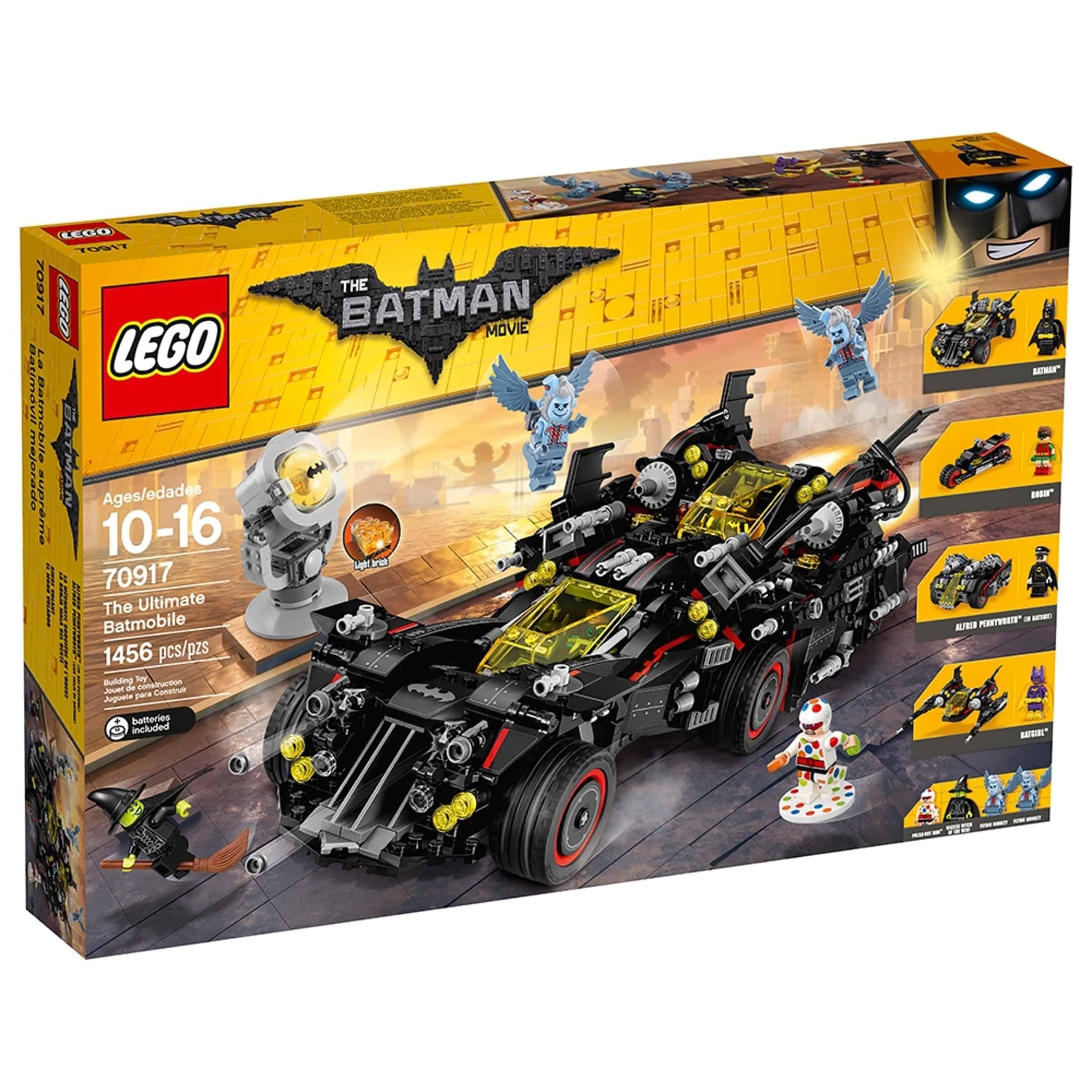 lego 70917 den ultimate batmobilen