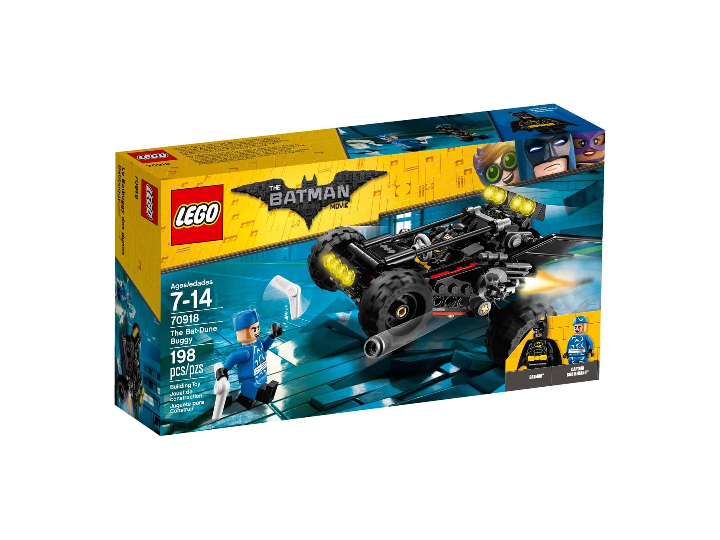 lego 70918 bat orkenbuggy